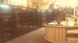 Vinothek für die Großen im Kinderhotel Oberjoch