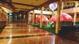 Hotelhalle im Kinderhotel Oberjoch