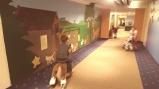 Cowboys im Kinderhotel Oberjoch